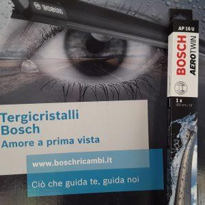 Spazzola tergicristallo Bosch Aero Twin AP16U