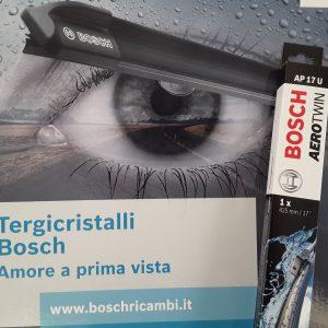 Spazzola tergicristallo Bosch Aero Twin AP17U