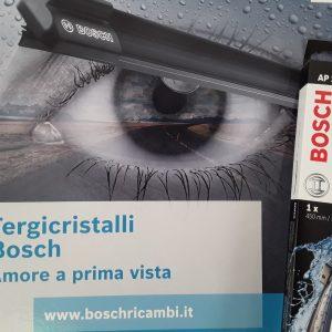 Spazzola tergicristallo Bosch Aero Twin AP18U