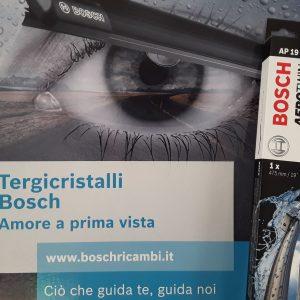 Spazzola tergicristallo Bosch Aero Twin AP19U