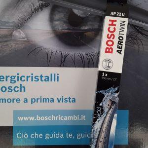 Spazzola tergicristallo Bosch Aero Twin AP22U