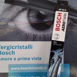 Spazzola tergicristallo Bosch Aero Twin AP24U