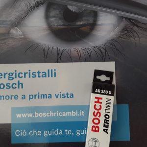 Spazzola tergicristallo Bosch Aero Twin AR380U