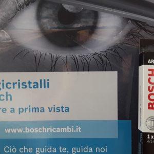 Spazzola tergicristillo Bosch Aero Twin AR450U