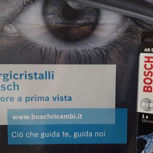 Spazzola tergicristallo Bosch Aero Twin AR500U