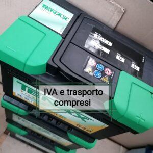 Batteria auto Tenax 60ha