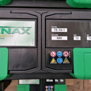 Batteria auto Tenax 72 ha bassa