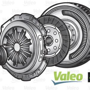 Kit frizione e volano Valeo 837432 Renault Dacia Nissan 1.5 dci 13>